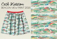 BNWT Cath Kidston Beacon View Skirt Size Small