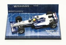 MINICHAMPS WILLIAMS BMW FW22 SHOWCAR 2001 RALF SCHUMACHER 1:43