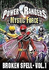 Power Rangers - Mystic Force - Vol.1 (DVD, 2007)