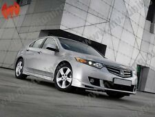 MV-Tuning Front Lip Type-S Style for Honda Accord 8 / Accura TSX CU2 2008-2010