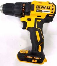 "New Dewalt 20 Volt Max Lithium Ion 1/2"" Brushless Drill Driver Model # DCD777"