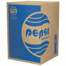 Pepsi Perfect Back To The Future 2 Ii Authentic Official Bottle Rare with Box