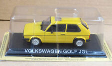 "DIE CAST "" VOLSKWAGEN GOLF JGL "" LEGENDARY CARS SCALA 1/43"