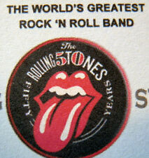 ROLLING STONES the greatest Rock 'N Roll Band Million-Dollar novelty bill