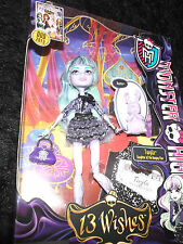 new Mattel Monster High 13 wishes Twyla Daughter of the boogey man and Dustin