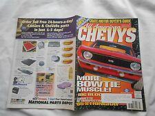 AMERICAN CHEVYS -FEBRUARY/MARCH,1999-Magazine-CRATE MOTOR BUYER'S GUIDE
