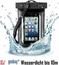 FUNDA bolso impermeable hasta 10m de playa para Apple iPhone iPod Touch v.goobay