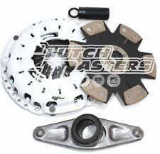 Clutchmasters FX500 Kit 12-15 BMW N20 F22 F30 F32 F33 US Model 6-Puck Rigid