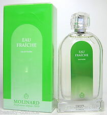 Molinard Eau Fraiche 100 ml EDT Spray Neu OVP