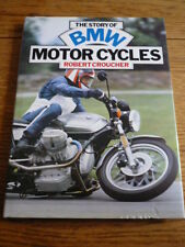 THE STORY OF BMW MOTORCYCLES, CROUCHER, MOTORBIKE BOOK