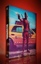 DEADPOOL FILMARENA BLU RAY STEELBOOK LENTICULAR SLIP VERSION