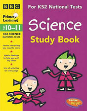 KS2 Revisewise Science Study Book,GOOD Book