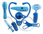 Doctor Nurse Blue Medical Kit Playset for Kids by Liberty Imports (203D) Toy Set