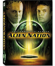 Alien Nation: Complete TV Series DVD Boxed Set Season Collection NEW!