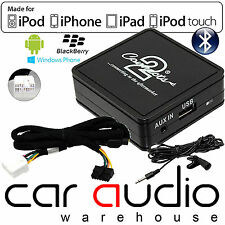 Honda Civic 2001 On Bluetooth Music Streaming Handsfree Car Kit AUX CTAHOBT001
