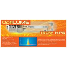 Sunleaves OptiLUME HPS 150W High Pressure Sodium Lamp - Grow Light Bulb