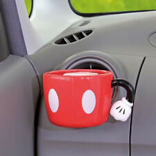 New DISNEY Mickey Mouse Cup Holder Phone Holder Car Accessories