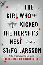 The Millennium Trilogy: The Girl Who Kicked the Hornet's Nest No. 3 by Stieg Lar