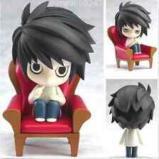 NENDOROID Good Smile Death Note Detective L Scene Figure #17 New In Box