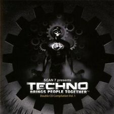 Scan 7 - Techno Brings People Together [New CD] UK - Import