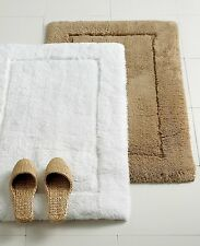 """Hotel Collection Silk Blended Rug, 22x35"""" Chamois"""