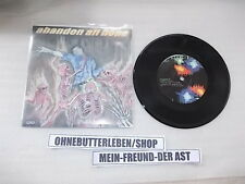 "7"" VA Punk Abandon All Hope / Frontside Split MONDO MAN REC"