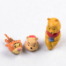 Disney Winnie The Pooh Cake Toppers Pooh Tigger Play Set  (USA FAST SHIPPING)