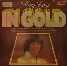 """MARY ROOS -  IN GOLD  12""""  LP (T109)"""