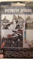 Warhammer 40K DEATHWATCH UPGRADES Sprue Pack, Ordo Xenos Space Marine Bits