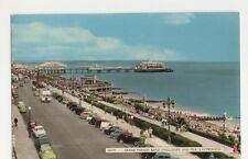 Grand Parade Band Enclosure & Pier, Eastbourne Postcard, B357