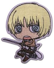OFFICIAL ATTACK ON TITAN ARMIN PATCH (BRAND NEW)