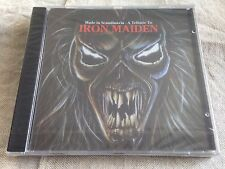 Made In Scandinavia - A Tribute To Iron Maiden CD BRAND NEW & SEALED!