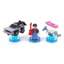 Back to the Future Level Pack - Lego Dimensions 71201