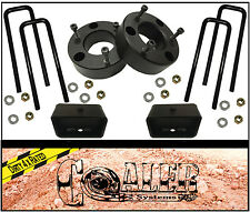 "Chevy Silverado 3"" Front and 2"" Rear lift kit for 2007-2016  GMC Sierra Leveling"