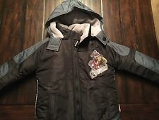 Marvel Avengers Age of Ultron Puffer Jacket (Kids Size 7)