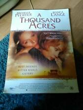 A Thousand Acres (michelle pfeiffer, jessica lange)  Movie Poster