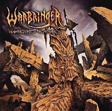 Waking into Nightmares by Warbringer (CD, May-2009, Century Media (USA))