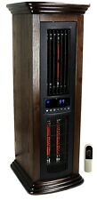 (2) LifeSmart LS-4CH-SIQT 4 in 1 Air Commander 1800 Sq Ft Quartz Infrared Heater