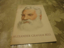 1847-1947 Alexander Graham Bell Tribute to the Telephone 100th Anniversary