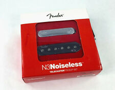 Genuine Fender N3 Noiseless Telecaster/Tele Pickup Set 099-3116-000