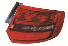 Audi A3 Rear Light Unit Driver's Side Rear Lamp Unit Five Door Models 2008-2012