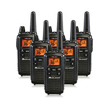 Midland LXT600VP3 Two Way Radio Value Pack W/ 30 Mile Range (6 Pack) New