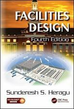 Facilities Design, Fourth Edition, Heragu, Sunderesh S., New Book