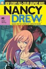 Global Warning (Nancy Drew Graphic Novels: Girl Detective #8) by Petrucha, Stef