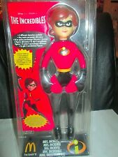 DISNEY ACTION FIGURE THE INCREDIBLES.  MC DONALDS 2004 MRS. INCREDIBLE.