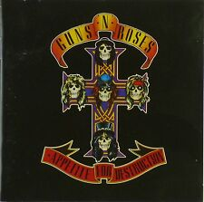 CD - Guns N' Roses - Appetite For Destruction - #A3822
