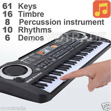 61 Keys Digital Music Electronic Keyboard Key Board Gift Digital Electric Piano