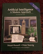 Artificial Intelligence : A Modern Approach by Stuart J. Russell and Peter Norvi