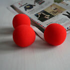 10pcs Close-Up Street Classical Comedy Trick Soft Red Sponge Balls Props ST1