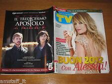 TV SORRISI E CANZONI=2012/1=ALESSIA MARCUZZI=VANESSA HESSLER=MILLY CARLUCCI=